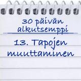 13alkutsemppi