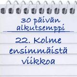 22alkutsemppi